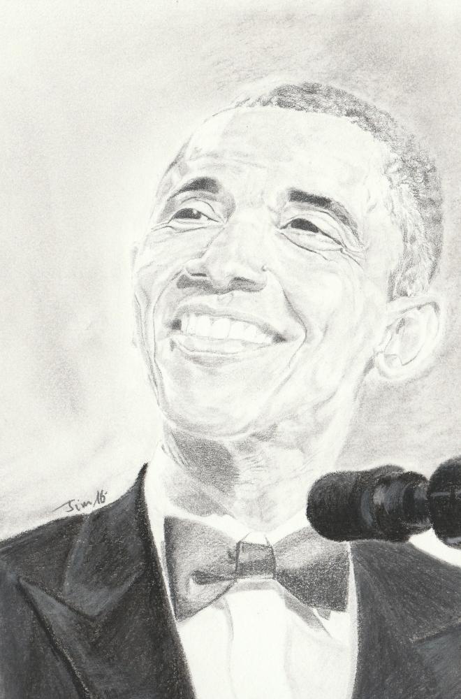 Barack Obama by jimmy974